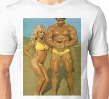 Arnold and Alexis Unisex T-Shirt