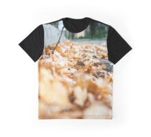 Fallen Leaves  Graphic T-Shirt