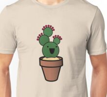 Happy Cactus! Unisex T-Shirt