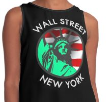 The Wall Street, NYC Contrast Tank