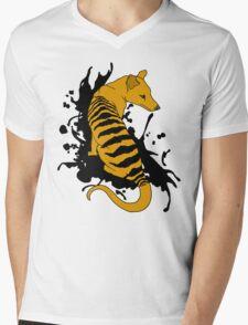 Thylacine Ink Mens V-Neck T-Shirt