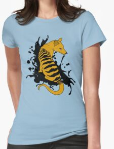 Thylacine Ink Womens Fitted T-Shirt