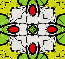 Color Symmetry by SRowe Art