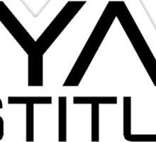 DYAD Institute - Logo Sticker