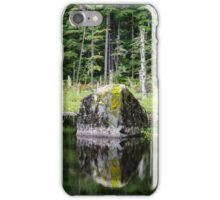 Bartlett Cove, Glacier Bay iPhone Case/Skin