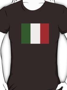 Italian Flag T-Shirt