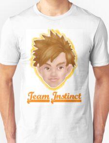 Spark Team Instinct Pokemon Go Unisex T-Shirt