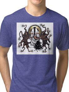 BALI ELEPHANT Tri-blend T-Shirt