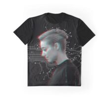 Dark Matter - The Android 3D Graphic T-Shirt