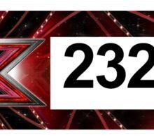 X-Factor Sticker - Niall Horan Sticker
