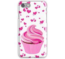 Miss Cupcake iPhone Case/Skin
