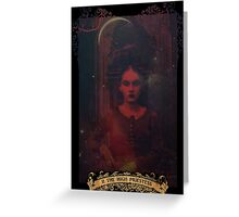 II The High Priestess Greeting Card