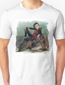 Little Red - Fury Tales #1 Unisex T-Shirt
