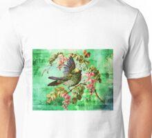BIRD AND BUTTERFLY Unisex T-Shirt
