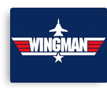 wingman Canvas Print