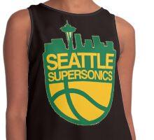 Seattle Super Sonics Contrast Tank