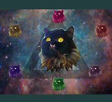 Disturbed - The Cat Conspiracy by thescudders