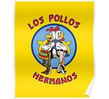 Breaking Bad - Los Pollos Hermanos Poster