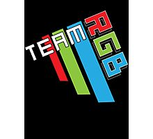 TEAM RGB Photographic Print