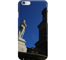 Shrewsbury Boer War Memorial iPhone Case/Skin