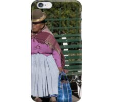 Taking A Breather.... iPhone Case/Skin