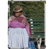 Taking A Breather.... iPad Case/Skin