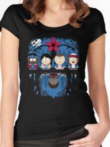 Stranger Park Women's Fitted Scoop T-Shirt