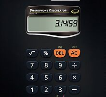 Smartphone Calculator by ngdesign81