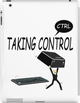 Taking Ctrl by Anninos Kyriakou