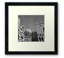 The Doge's Palace Framed Print