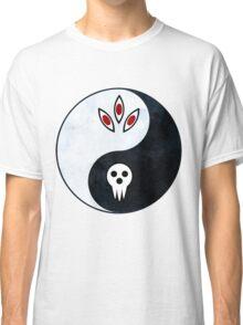 soul eater- yin yang Classic T-Shirt