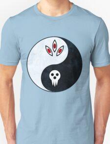 soul eater- yin yang Unisex T-Shirt