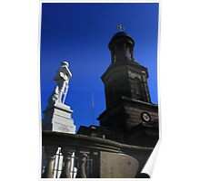 Shrewsbury Boer War Memorial Poster