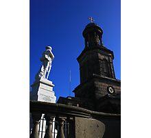 Shrewsbury Boer War Memorial Photographic Print