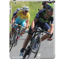 Tour de France 2014 - Valverde & Nibali iPad Case/Skin