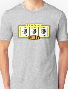 Monokuma guilty slot machine T-Shirt