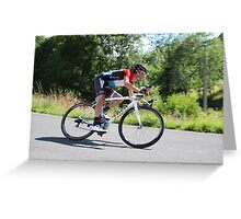 Frank Schleck - Tour de France 2014 Greeting Card