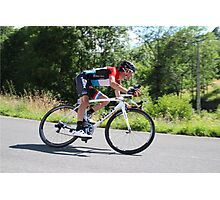 Frank Schleck - Tour de France 2014 Photographic Print