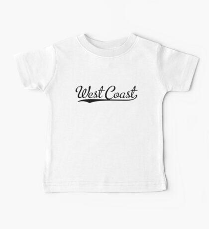 West Coast Baby Tee