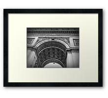 Arc de Triomphe, Paris - France Framed Print