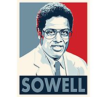 Thomas Sowell Photographic Print