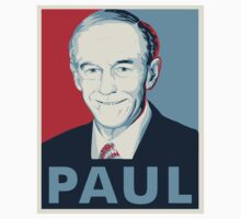 Ron Paul by rightposters