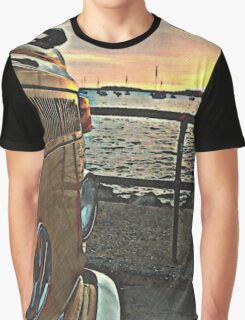 Summers End Graphic T-Shirt