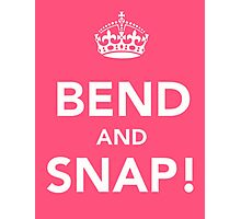 Legally Blonde - Bend and Snap Photographic Print