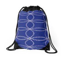 Dotted pattern Drawstring Bag