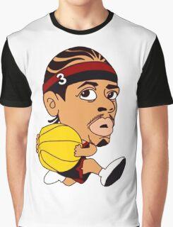 AI dunk basketball Graphic T-Shirt