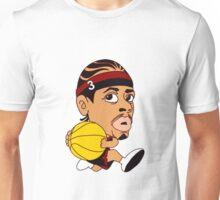 AI dunk basketball Unisex T-Shirt