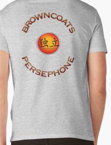Browncoats Persephone Mens V-Neck T-Shirt