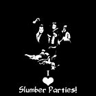 Pulp Fiction Slumber Party! by Klay70