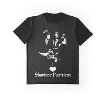 Pulp Fiction Slumber Party! Graphic T-Shirt